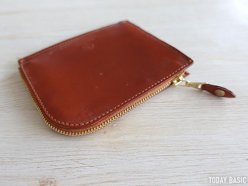 グレンロイヤルのL字ファスナー財布の画像