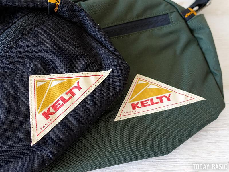 ケルティのラウンドトップショルダーバッグのロゴ画像