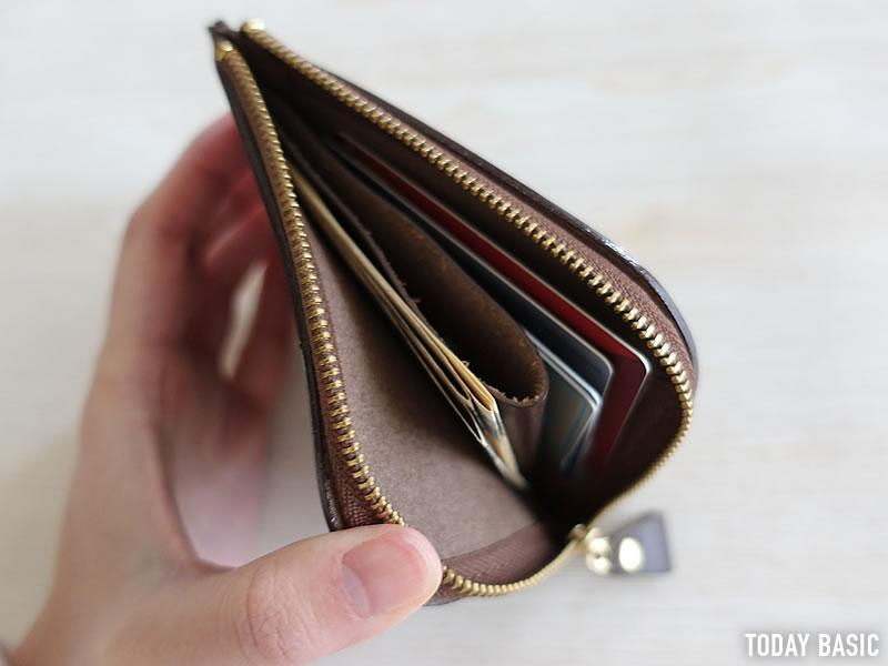 おしゃれなL字ファスナー財布の人気ブランド・土屋鞄製造所の画像