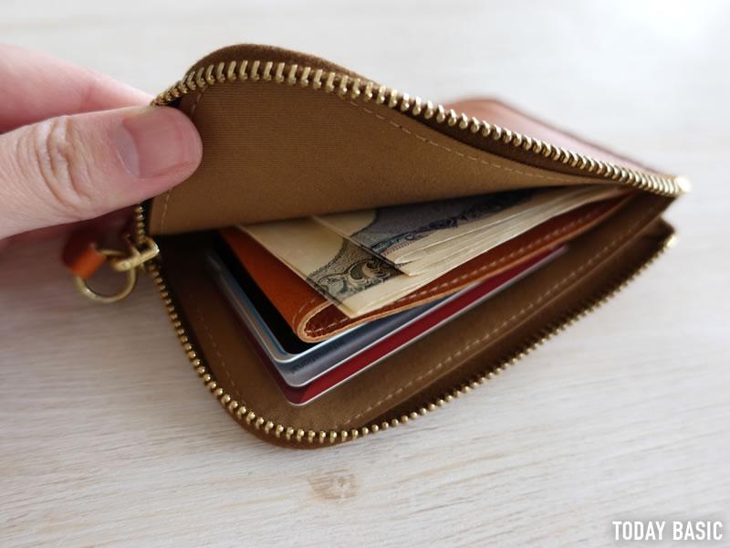 おしゃれなL字ファスナー財布の人気ブランド・イルビゾンテの画像