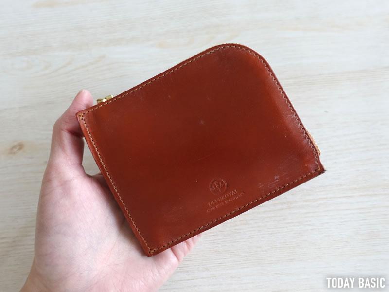 おしゃれなL字ファスナー財布の人気ブランド・グレンロイヤルの画像