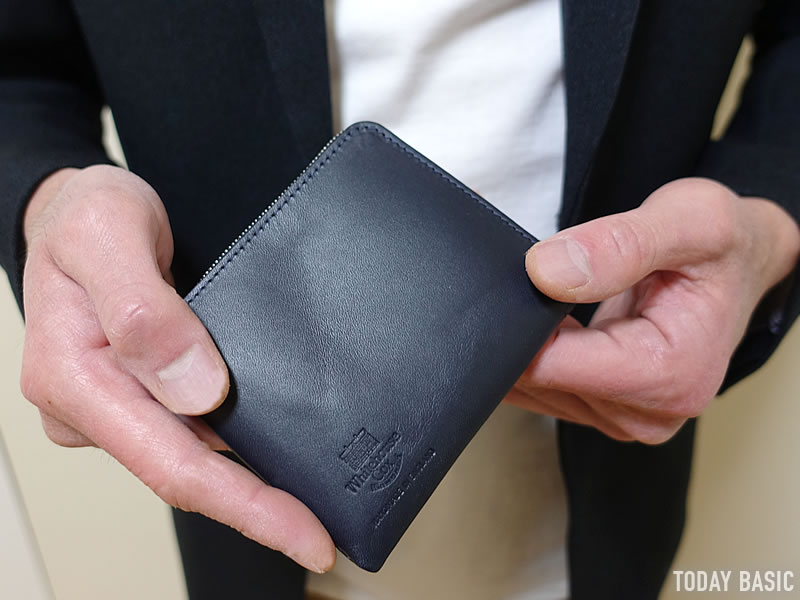 おしゃれなL字ファスナー財布の人気ブランド・ホワイトハウスコックスの画像