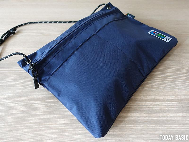 MEIのサコッシュバッグのブログ画像
