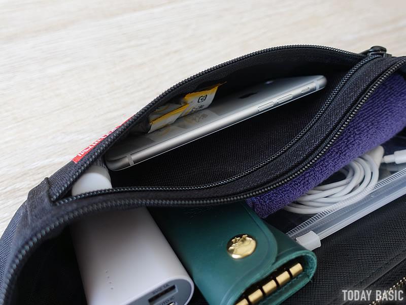 マンハッタンポーテージのAlleycatウエストバッグ1101のブログ画像