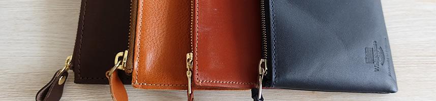 おすすめのメンズ財布・おしゃれなウォレットの写真