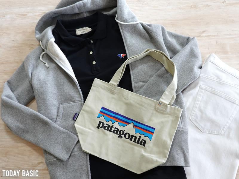キャンバストートバッグのおすすめブランド「パタゴニア・キャンバストートバッグ」の画像