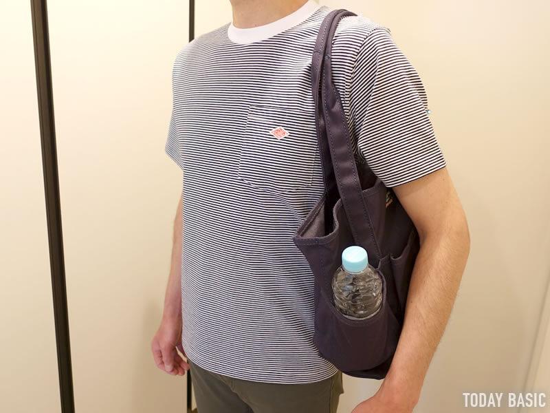 LLビーンのカタディン・キャンピング・トートバッグのコーデ画像
