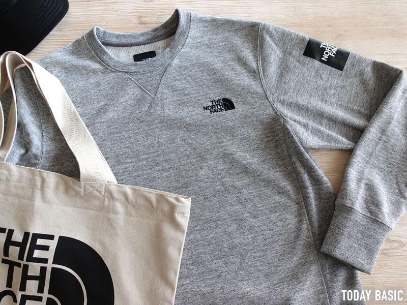 おしゃれなメンズトレーナー・スウェットシャツの人気ブランド・ザノースフェイスの画像