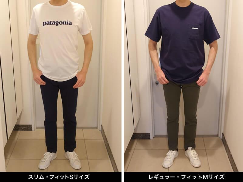 おしゃれなTシャツの人気ブランド・パタゴニアの画像