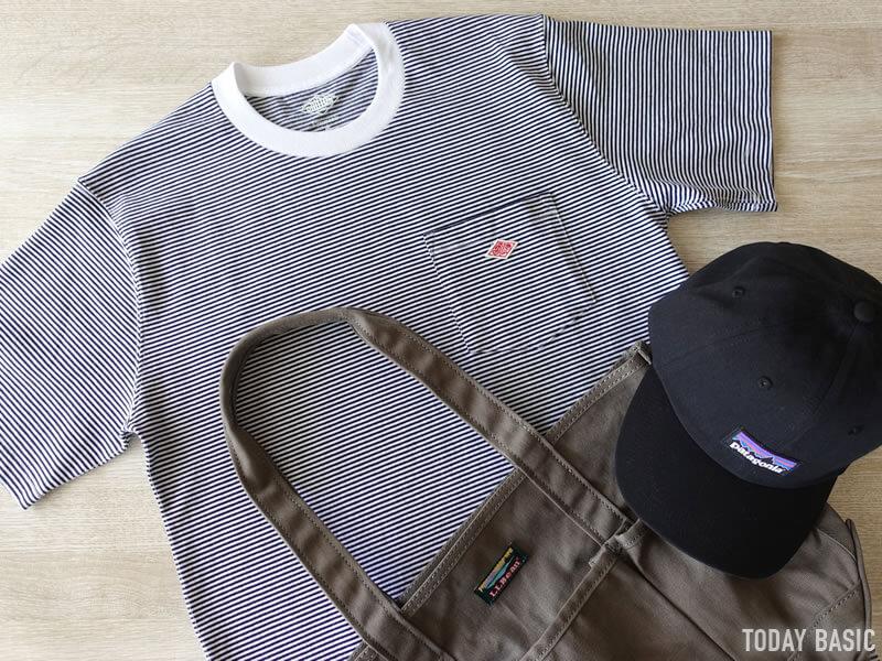 おしゃれなTシャツの人気ブランド・DANTONの画像