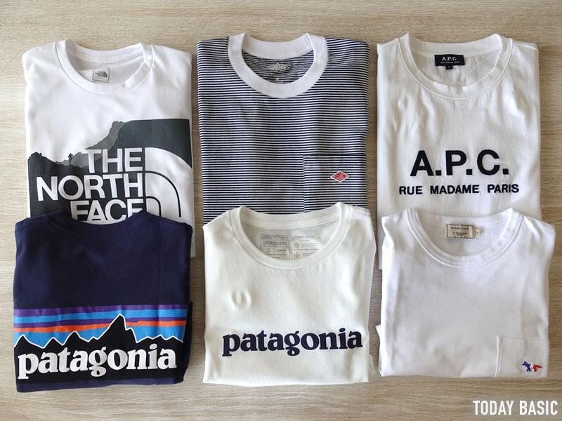 おしゃれなメンズTシャツブランドのブログ画像
