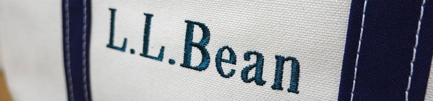 L.L.Bean・エルエルビーンの人気バッグの写真