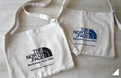 ノースフェイスのミュゼットバッグ・サコッシュの画像