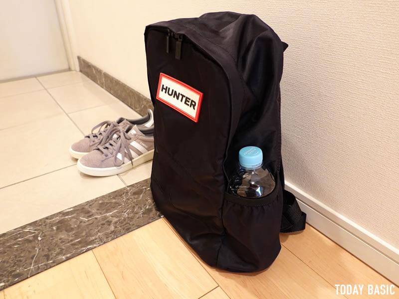 HUNTER・ハンターのパッカブル・ショルダーバッグの画像